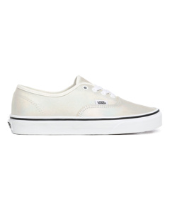 Ua Authentic Wsmb (prism Suede) Metallic/blanc De Blanc