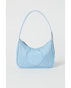 Kleine Tasche Hellblau