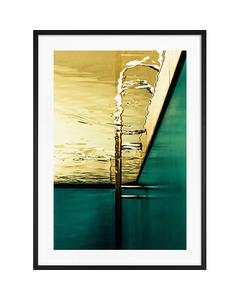 Poster Abstrakt Pool