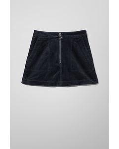Piet Mini Skirt Blue