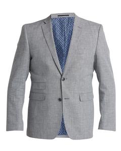 Linen Blazer Greymelange