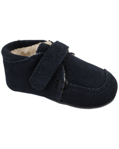 Epsilon Velcro Slippers Navy