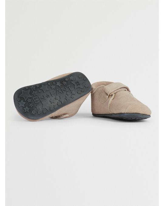 EN FANT Epsilon Velcro Slippers Rose