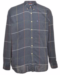2000s Chaps Checked Shirt