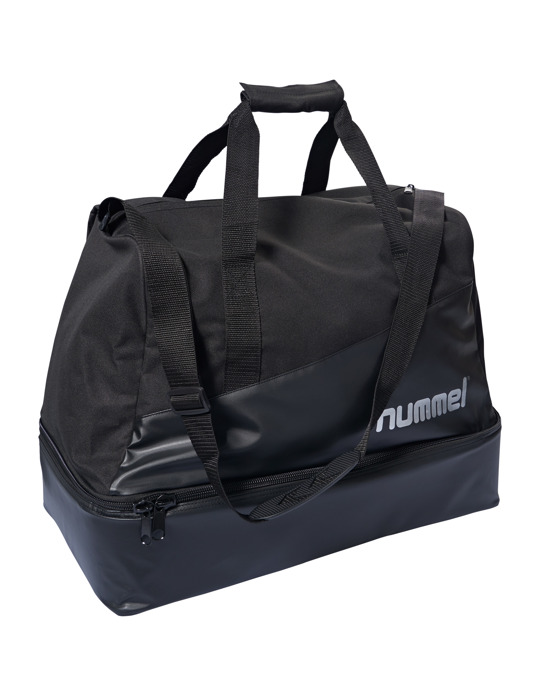 Hummel Authentic Charge Soccer Bag Black