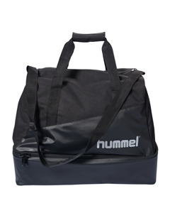 Authentic Charge Soccer Bag Black
