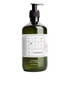 Hand Wash, 500 Ml Rosemary