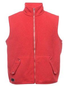 1990s Ralph Lauren Fleece Waistcoat