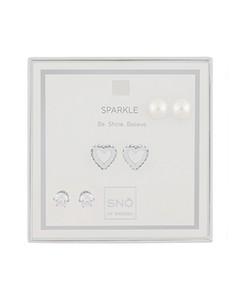 Sparkle Earring Set