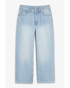 Mozik Jeans in sonnengebleichtem Blau Sonnengebleichtes Blau
