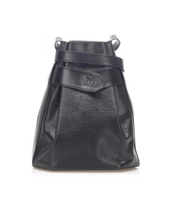 Louis Vuitton Epi Sac Depaule Black