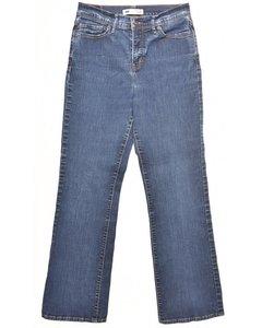 Straight Leg Levi's Jeans