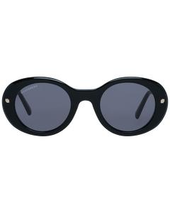 Dsquared2 Mint Women Black Sunglasses Dq0325 4801a 48-23-138 Mm