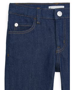 Slim Stretch Jeans Dark Blue