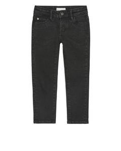 Slim Stretch Jeans Black