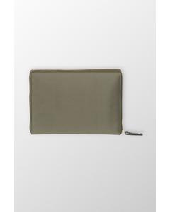 Banksy Tablet Nylon Dark Olive