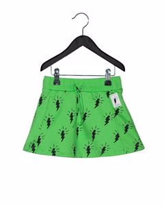 Flash Allover Skirt Green