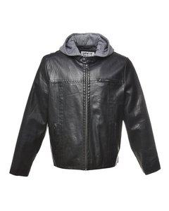 Levi's Leather Jacket - M