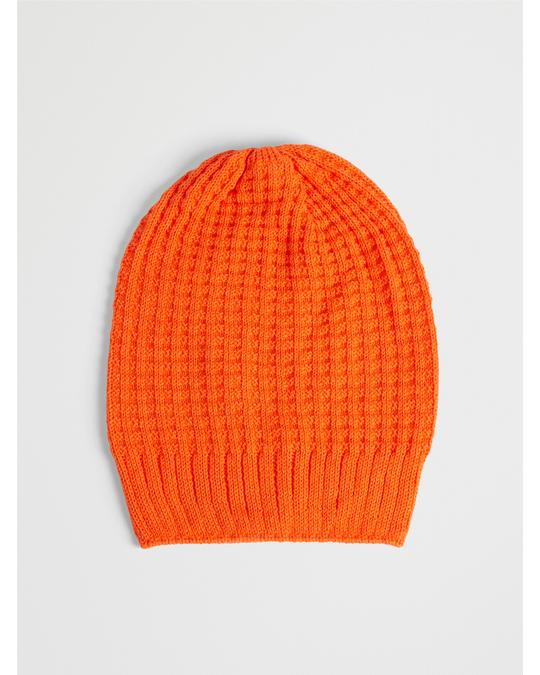 Kiddo Knitted Hat Orange
