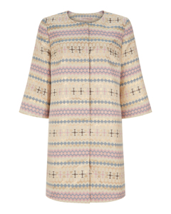 Summer Nights Coat  One Colour
