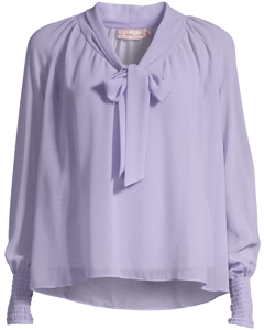 Lily Top Purple