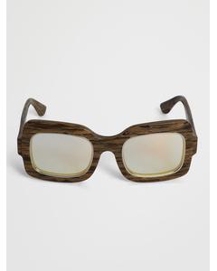 Dax Gabler Sunglasses Brown