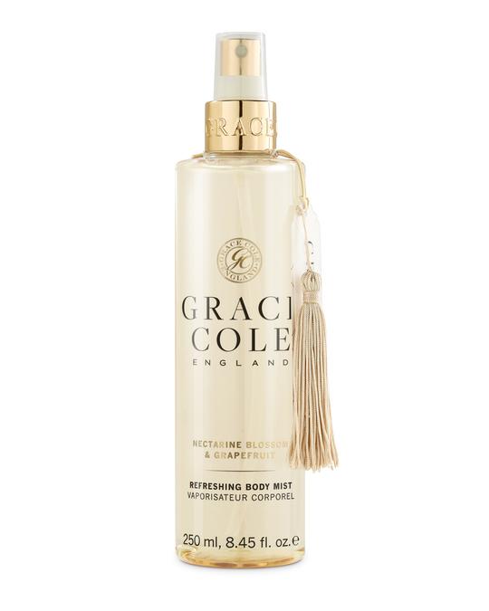 Grace Cole Grace Cole Nectarine Blossom & Grapefruit Body Mist 250ml
