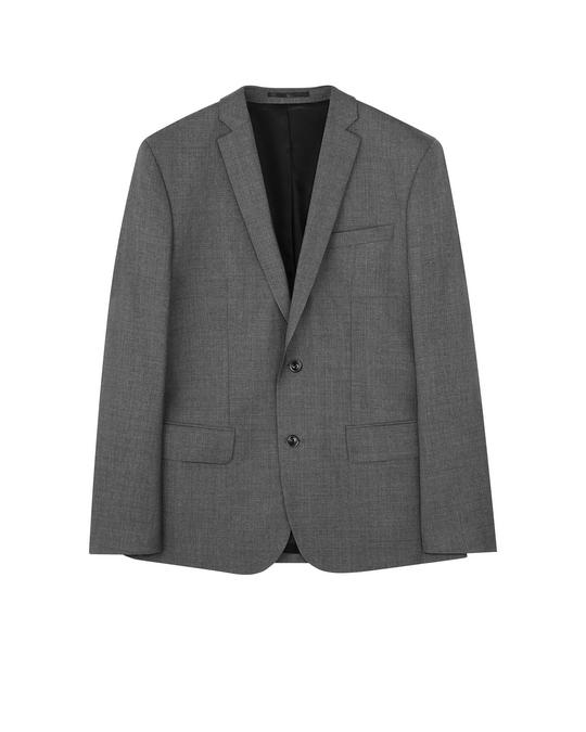 Filippa K M. Tom Cool Wool Jacket Grey Melange