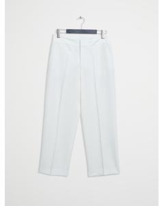Fancy Pants Off White