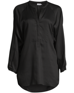 Tencel Blouse Black