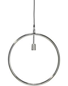 Circle Taklampa Krom 45cm