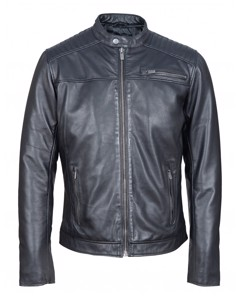 Leather Jacket Basile