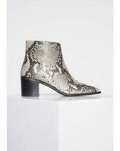 Lisbon Boots Snake