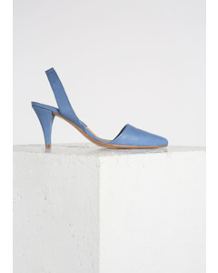 Athens Slingback Blue