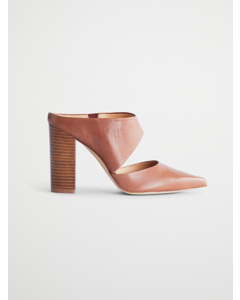 Palermo High Heel Warm Sand