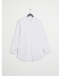 Boyfriend Shirt White