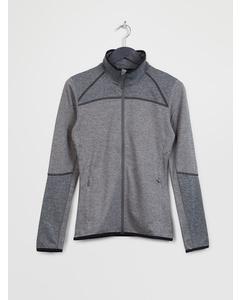 Baker Valley™ Full Zip Fleece A Charcoal Heathe