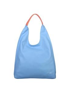 Shopper Gwen (pastelblauw)