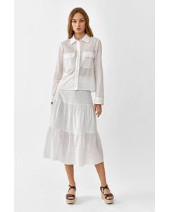 Felice Shirt  White