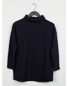 Wool Top Blue