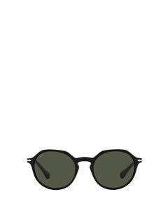 Po3255s Black Zonnenbrillen