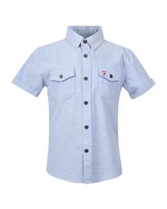 Gosport Shirt Dusky Blue