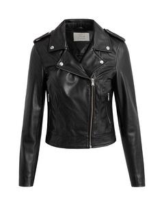 Leather Jacket Sanne