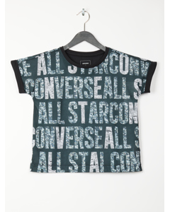 All Over Printed Tee Holiday Part Print