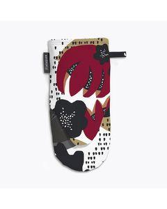 Oven Glove Ulpu 15x30 Red