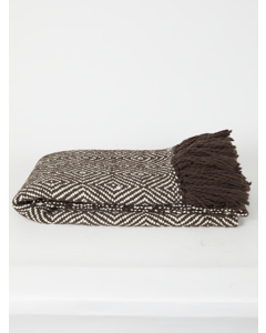 Seville Throw Black