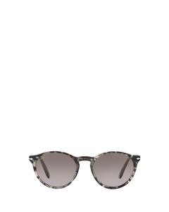 Po3092sm Grey Tortoise Zonnenbrillen