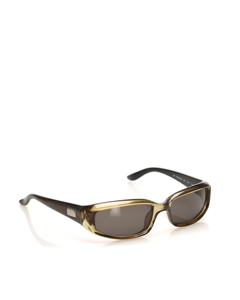 Gucci Round Tinted Sunglasses Brown