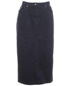 1990s Ralph Lauren Maxi Skirt