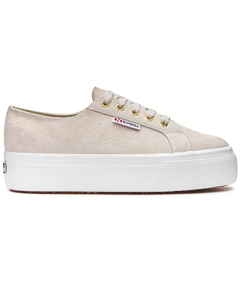 Superga 2790 Suew  White Cream